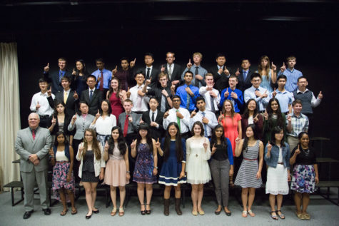 INTERACTIVE GRAPHIC: Meet CHS's National Merit Semifinalists, 2016