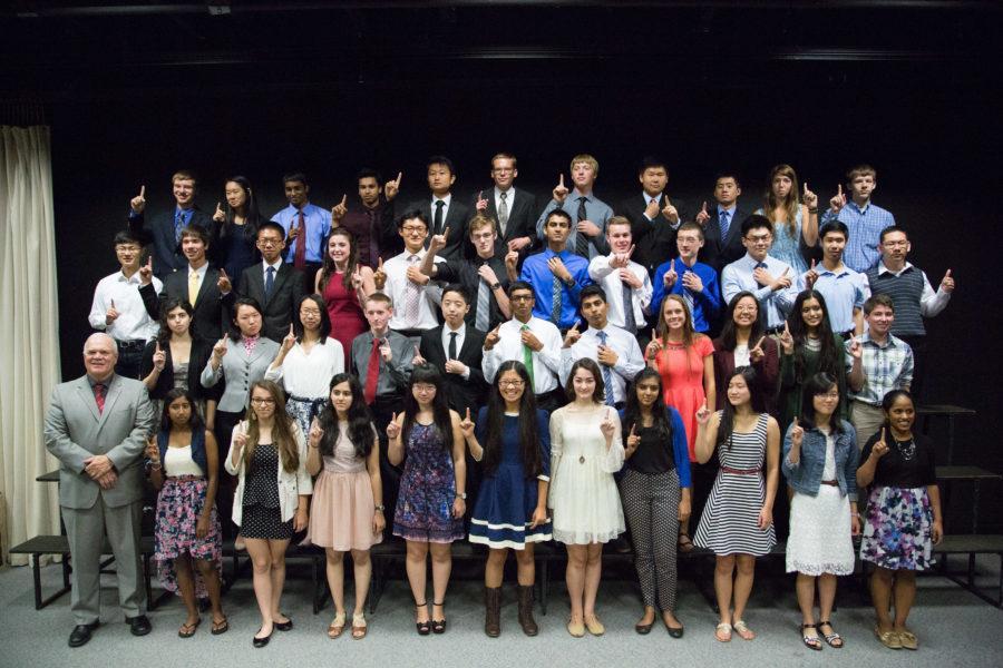 INTERACTIVE GRAPHIC: Meet CHS's National Merit Semifinalists, 2016