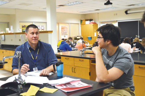 Science department receives grant to purchase new science equipment