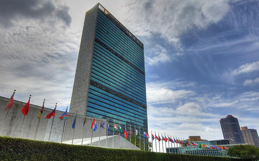 How the United Nations affects CHS every day