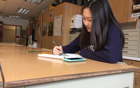 Art students to have multiple opportunities to win awards, display art second semester
