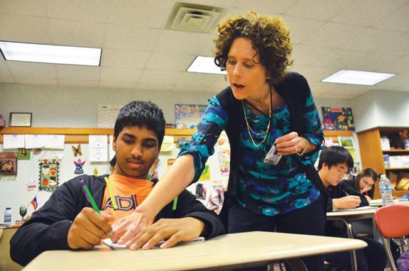 Students, teachers compare American education system to foreign counterparts