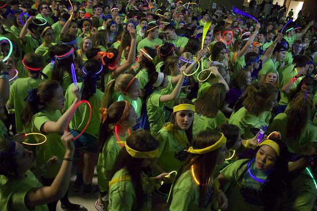 Freshmen begin to sign up for Dance Marathon