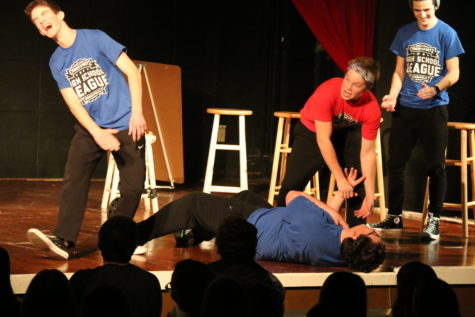 Comedy Sportz Match to raise money for Dance Marathon