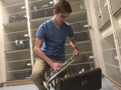 Jazz Ensemble continues to prepare for Jazz Expressions concert on March