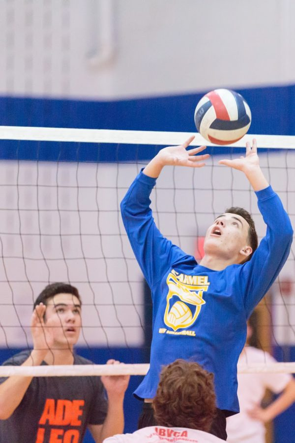 Men's Volleyball to play first match tonight, starting regular season