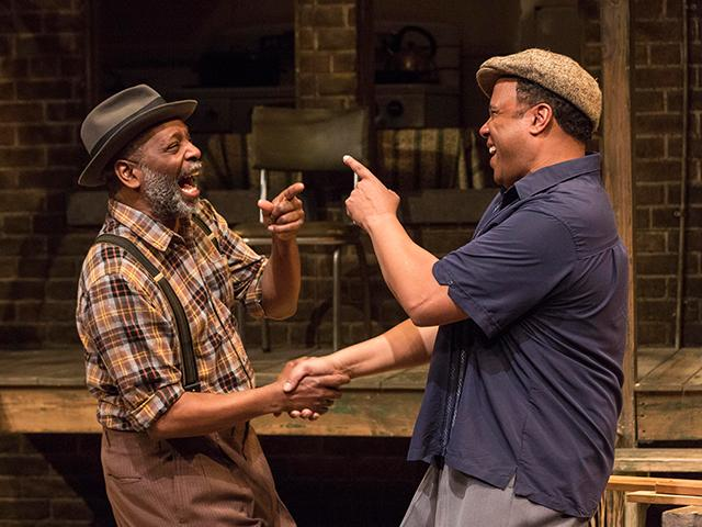 Fences at IRT showcases phenomenal actors, strong message