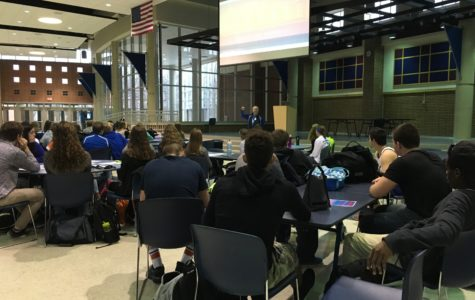 FCA Hosts March Madness Event