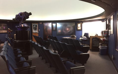 Professor to conduct research at CHS planetarium