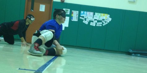 Goalball Club to participate in goalball tournament on April 23