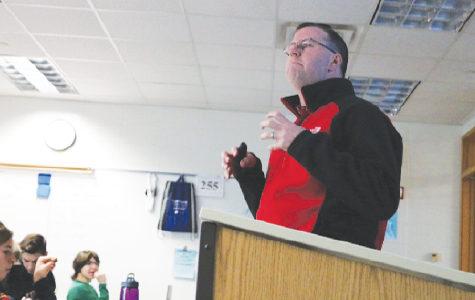 CHS students, teacher to escort veterans  to war memorials in Washington, D.C. on April 23