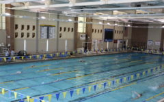 "Aquatics center director Nicole Bills said that the aquatics center has started spring programming. ""The club has been busy with swim meets every weekend to finish their championship seasons,"