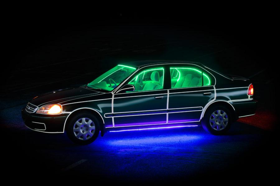 LIGHT BRIGHT: Ben Scholer