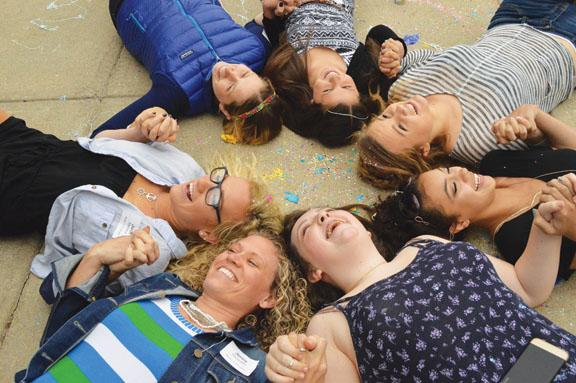 Women at CHS achieve leadership positions in religious organizations