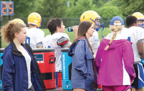 UNSEEN HEROES: CHS students play often unnoticed  roles behind the scenes with injured athletes