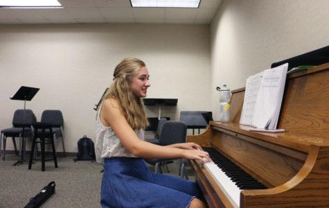 Jazzing It Up: Emma Hedrick, Luke Belcher, Will Rice