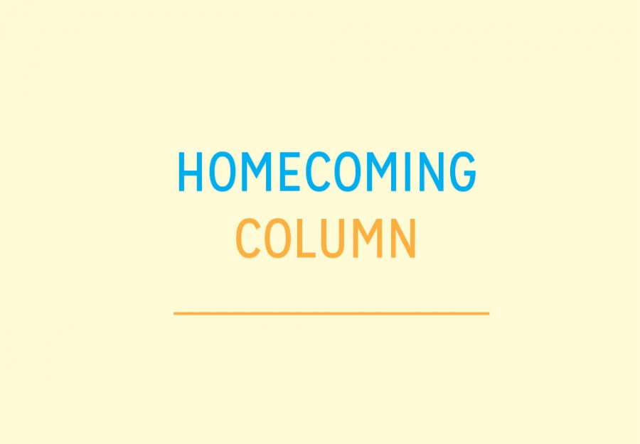 COLUMN: A Freshman Homecoming