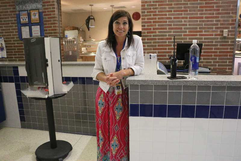 Assistant Principal Brooke Watkins
