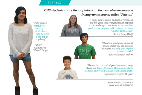 The Soapbox: How do CHS students feel about