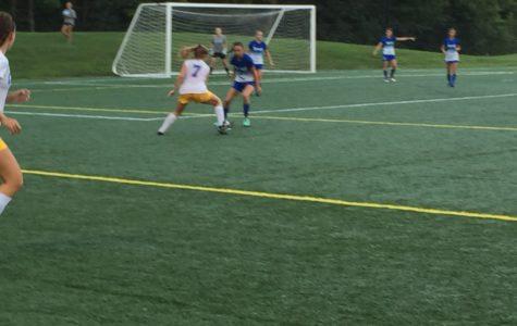 Vohs starts, but goalkeeper position still not settled
