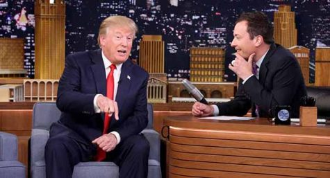 Late-night talk show hosts influence perceptions of presidential candidates