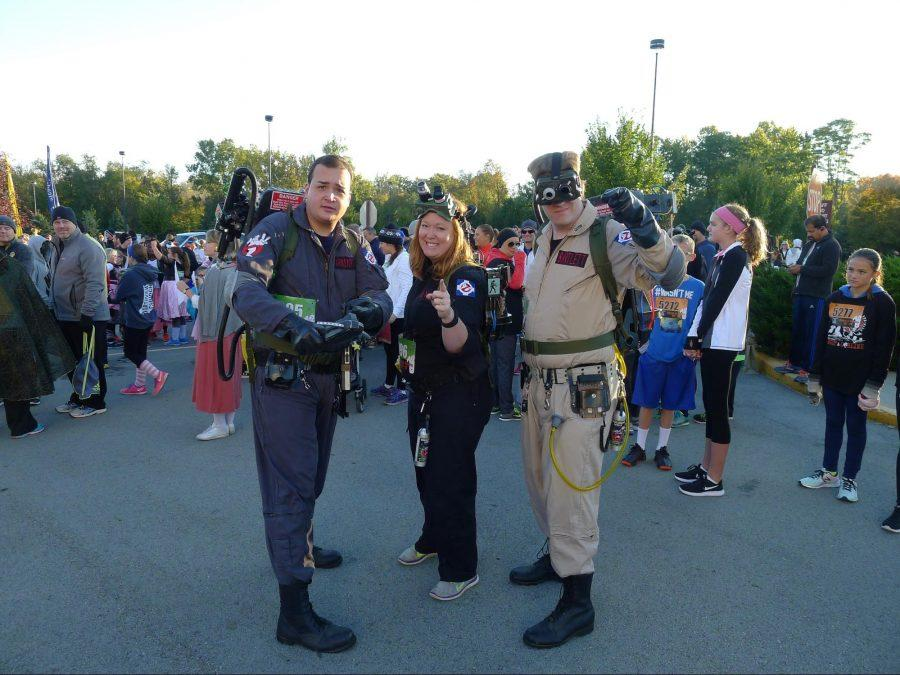 Photo Essay: Ghosts and Goblins 5k/2k