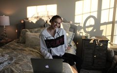 Social Media Sensation: Q&A with senior Elizabeth Shelton,  who runs her own popular YouTube channel