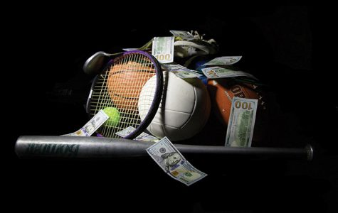 SPORTS SPECIAL EDITION: THE MONEY ISSUE