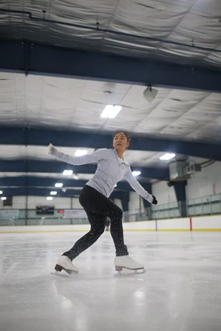 CHS is home to some  of the most talented ice skaters in the region.