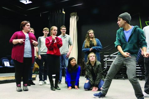 CHS theater to target children's story towards larger, older audience