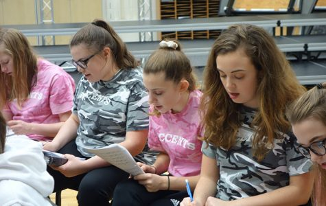 Accents prepare to begin competition season