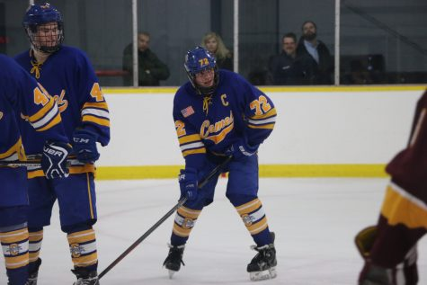 Home away from home: CHS hockey players discuss the common tradition of  billeting  and the extra edge it provides for college recruiting and competition