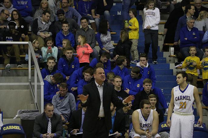PRESS RELEASE - Men's High School Basketball Coach Set to Retire Scott Heady Signs with Marian University