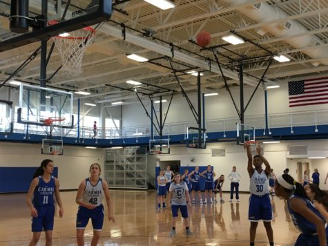Women's basketball season comes to an end