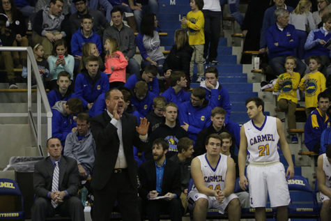 Heady-ing to Marian: Coach Scott Heady receives new position at Marian University