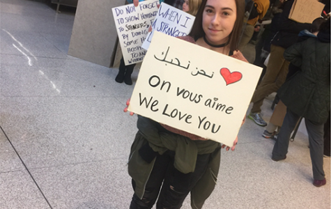 Students at CHS disagree with Trump's former executive order
