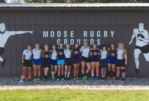 The rugby team participated in a State Tournament at Moose Rugby Grounds in Elkhart back on Oct. 9, 2016. A team went 2-1 for the tournament.