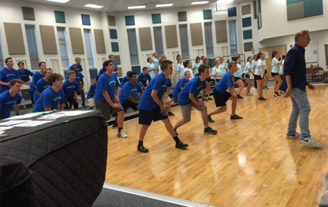 Ambassadors Prepare for Competition in Chatham, IL for this weekend