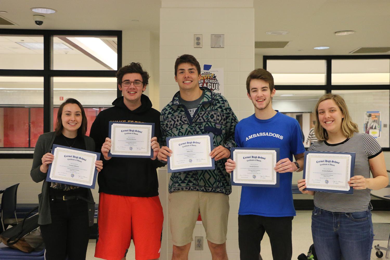 PHOTO GALLERY: Distinguished Graduates