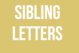 Sibling Letters