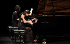 Music To My Ears: Q&A with freshman Chendi Liu, who competes in piano