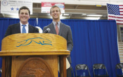 Leading the Way: Q&A with Ben Goldberg and Sam Johnson, the new student body president and speaker of the House.