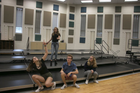ComedySportz team begins to prepare for upcoming season