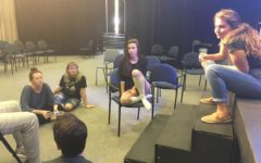 CHS Theater prepares for Studio One Acts, holds auditions for fall production