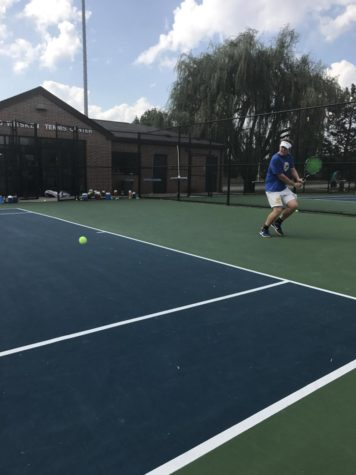 CHS tennis team preparing for postseason