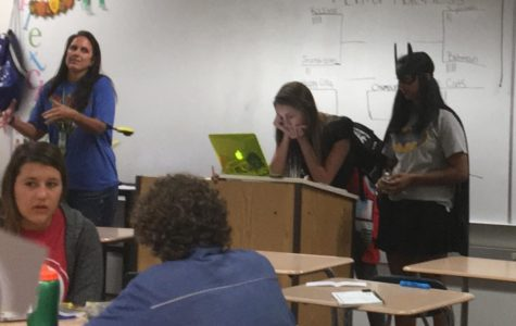 K-8 Mentors start two month training process