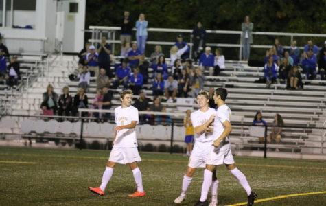 Men's soccer faces Pike on Sept. 19
