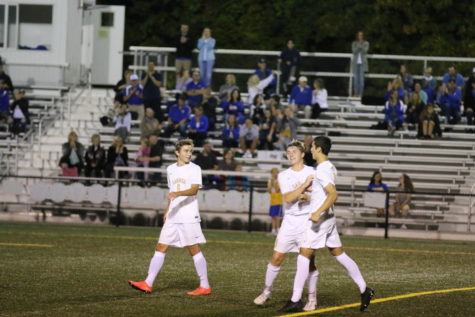 Men's soccer faces Pike on Sept. 19