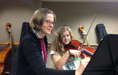 Orchestras prepare for upcoming concert