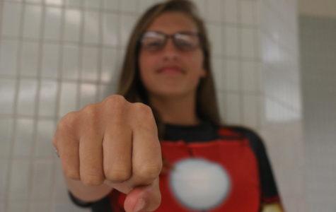 Photo Essay: Tuesday Superheros V.S. Supervillans
